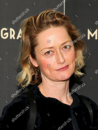 Editorial picture of Metrograph Movie Theater Opening Night, New York, USA - 2 Mar 2016