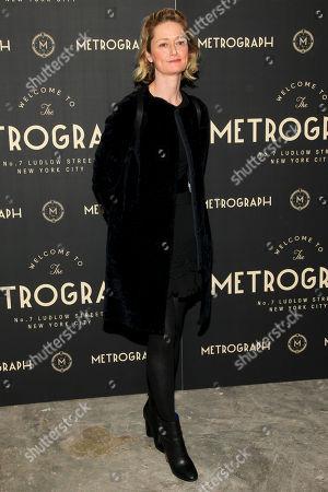 Editorial image of Metrograph Movie Theater Opening Night, New York, USA - 2 Mar 2016
