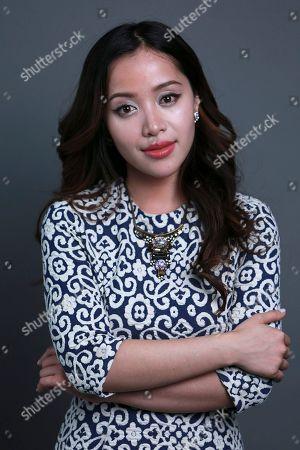 Editorial image of Michelle Phan Portrait Session, New York, USA - 31 Mar 2015