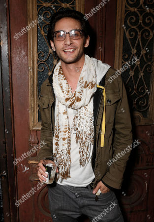 Barnett O'Hara attends a surprise birthday party for MTV Teen Wolf's Stephen Lunsford presented by Monster Energy Drinks on in Los Angeles, CA