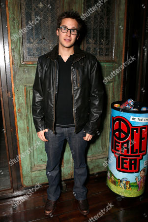 Devin Werkheiser attends a surprise birthday party for MTV Teen Wolf's Stephen Lunsford presented by Monster Energy Drinks on in Los Angeles, CA