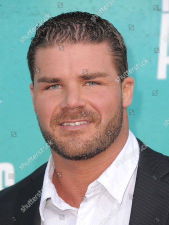 Stock Photo of Bobby Roode arrives at the MTV Movie Awards on in Los Angeles
