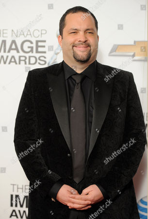 Editorial image of NAACP Image Awards Arrivals, Los Angeles, USA - 1 Feb 2013