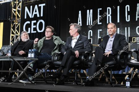 Editorial picture of National Geographic Channel 2015 Winter TCA, Pasadena, USA - 7 Jan 2015