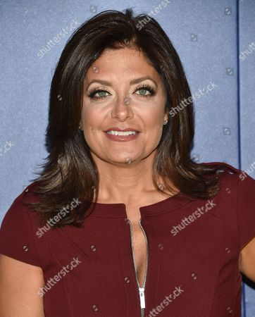 "Stock Photo of Kathy Wakile attends the premiere of National Geographic Channel's, ""Years of Living Dangerously"", at the American Museum of Natural History, in New York"