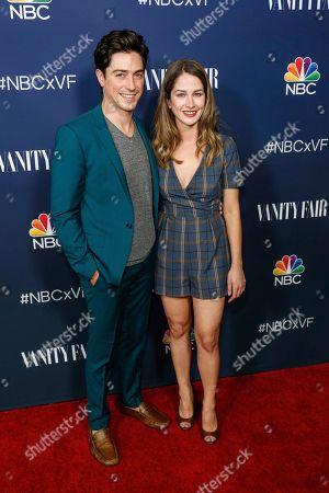 Editorial photo of NBC and Vanity Fair Toast to the 2016 - 2017 TV Season, Los Angeles, USA - 2 Nov 2016