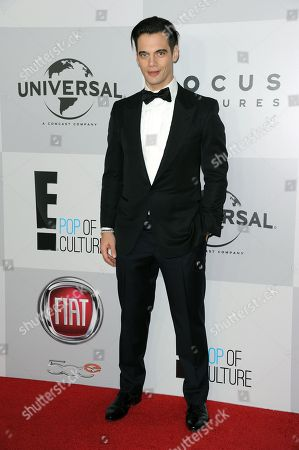 Stock Picture of Theo Alexander attends the NBC Golden Globe After Party at the Beverly Hilton Hotel, in Beverly Hills, Calif