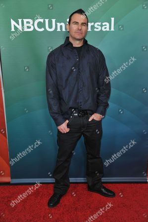 Stock Picture of Darin Notaro seen at the NBC/Universal Winter 2014 TCA on in Pasadena, Calif
