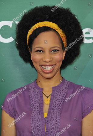 Stock Photo of Dennisha Pratt seen at the NBC/Universal Winter 2014 TCA on in Pasadena, Calif