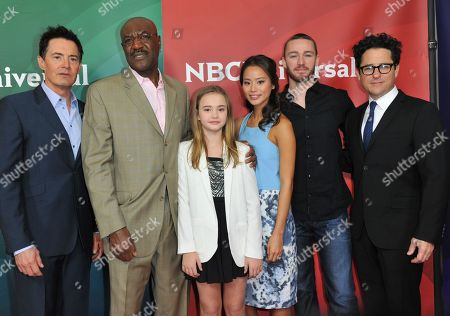 Editorial image of NBC/Universal Winter 2014 TCA, Pasadena, USA - 19 Jan 2014