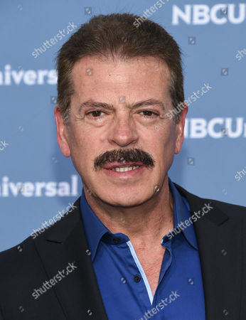 Sergio Goyri attends the NBCUniversal 2016 Upfront Presentation at Radio City Music Hall, in New York