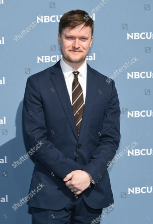 Steven Boyer attends the NBCUniversal 2016 Upfront Presentation at Radio City Music Hall, in New York
