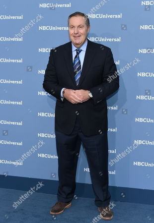 Andres Cantor attends the NBCUniversal 2016 Upfront Presentation at Radio City Music Hall, in New York