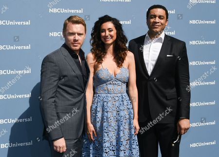 Editorial photo of NBCUniversal 2016 Upfront Presentation, New York, USA - 16 May 2016