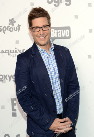 Spike Feresten attends the NBCUniversal Cable Entertainment 2015 Upfront at The Javits Center, in New York