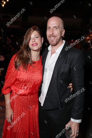 Stock Photo of Todd A. Kessler seen at Netflix 2016 Emmy Party at NeueHouse, in Los Angeles