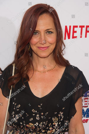 """Editorial photo of Netflix Premiere of """"Wet Hot American Summer: First Day of Camp"""", New York, USA - 22 Jul 2015"""