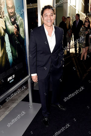 "Editorial image of New Line Cinema Los Angeles Premiere of ""Keanu"", Hollywood, USA - 27 Apr 2016"