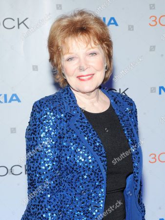 "Anita Gillette attends the Nokia ""30 Rock"" wrap party on in New York"