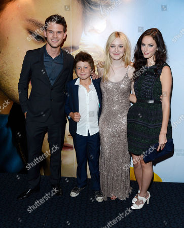 Editorial image of Now is Good European Premiere - 13 Sep 2012