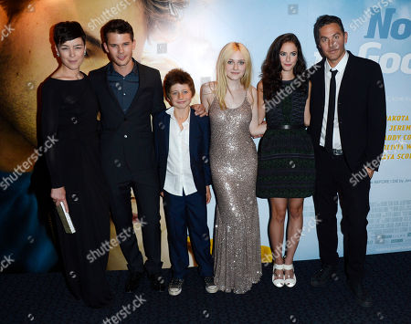 Editorial picture of Now is Good European Premiere - 13 Sep 2012