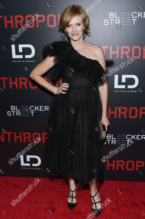 """Actress Ana Geislerova attends the premiere of """"Anthropoid"""" at AMC Loews Lincoln Square, in New York"""