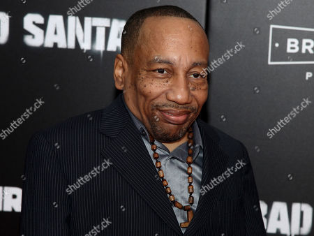"Stock Image of Tony Cox attends the premiere of ""Bad Santa 2"" at AMC Loews Lincoln Square, in New York"