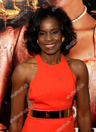 """Screenwriter Misan Sagay attends the New York premiere of """"Belle"""", in New York"""