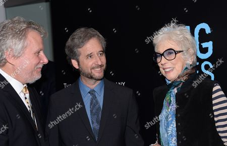 """Editorial picture of NY Premiere of """"Big Eyes"""" - Arrivals, New York, USA - 15 Dec 2014"""