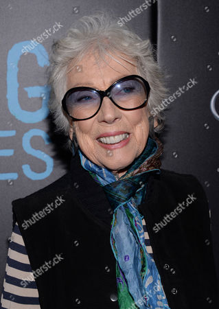 """Margaret Keane attends the """"Big Eyes"""" premiere at the Museum of Modern Art, in New York"""