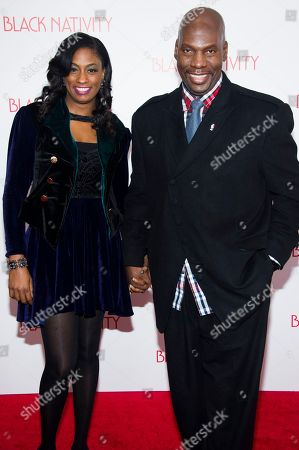 "Editorial picture of NY Premiere of ""Black Nativity"", New York, USA - 18 Nov 2013"