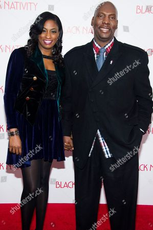 "Editorial photo of NY Premiere of ""Black Nativity"", New York, USA - 18 Nov 2013"