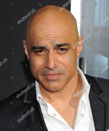 """Stock Photo of Actor Faran Tahir attends the premiere of """"Escape Plan"""" at the Regal E-Walk on in New York"""