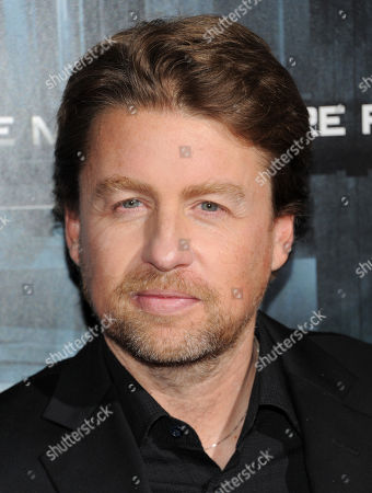 """Editorial photo of NY Premiere of """"Escape Plan"""", New York, USA - 15 Oct 2013"""