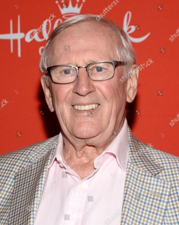 """Stock Image of Actor Len Cariou attends the Hallmark Channel """"Jesse Stone: Lost in Paradise"""" world premiere at The Roxy Hotel on in New York"""