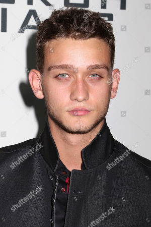 """Cody Saintgnue attends the premiere of """"Maze Runner: The Scorch Trials"""" at the Regal Cinemas E-Walk, in New York"""
