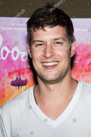 """Stock Picture of Max Lugavere attends the premiere of """"Mood Indigo"""" on in New York"""