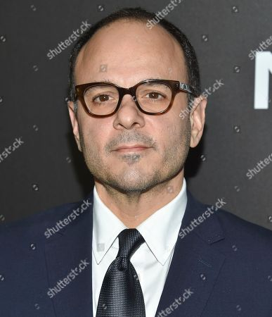 """Producer Robert Salerno attends the premiere of """"Nocturnal Animals"""" at the Paris Theatre, in New York"""