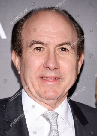 """Viacom President and CEO Philippe Dauman attend the premiere of """"Selma"""" at the Ziegfeld Theatre, in New York"""