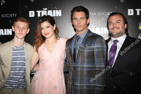 "Editorial picture of NY Premiere Of ""The D Train"", New York, USA - 6 May 2015"