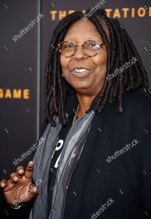 "Stock Picture of Whoopie Goldberg attends the premiere of ""The Imitation Game"" at Ziegfeld Theatre, in New York"