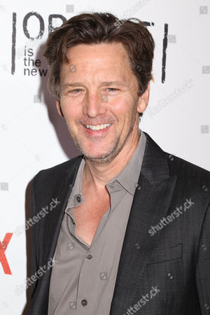 "Andrew McCarthy attends a premiere event celebrating season four of Netflix's ""Orange Is the New Black"", at the SVA Theatre, in New York"