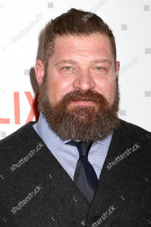 """Brad William Henke attends a premiere event celebrating season four of Netflix's """"Orange Is the New Black"""", at the SVA Theatre, in New York"""