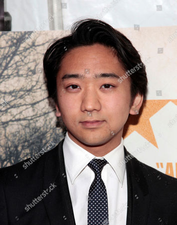 "Stock Picture of Actor Tanroh Ishida attends the New York premiere of ""The Railway Man"", in New York"
