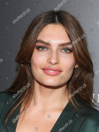 """Alyssa Miller attends a special screening of """"Entourage"""" at The Paris Theater, in New York"""