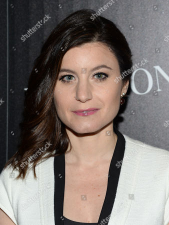 """Susan Pourfar attends a special screening of """"Irrational Man"""", hosted by The Cinema Society and Fiji Water, at the Museum of Modern Art, in New York"""