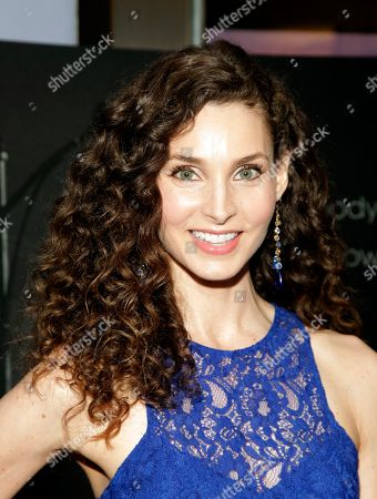 "Actress Alicia Minshew attends a screening of ""Jersey Boys"", in New York"