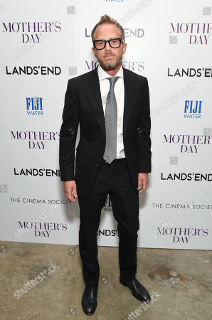 "Stock Photo of Producer Brandt Andersen attends the special screening of ""Mother's Day"" at Metrograph, in New York"