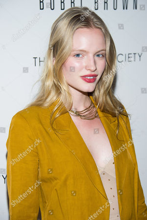 """Isabella Farrell attends the premiere of """"The Other Woman"""" hosted by The Cinema Society and Bobbi Brown on in New York"""