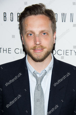 "Ariel Foxman attends the premiere of ""The Other Woman"" hosted by The Cinema Society and Bobbi Brown on in New York"